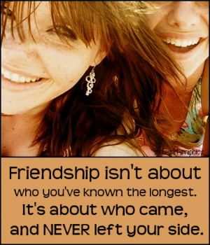 Friend Quote - friendship-quotes, friend-quotes, friendship-sayings ...