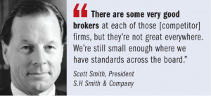 Specialty Brokers Exploit Specialized Skills As Competitors Join