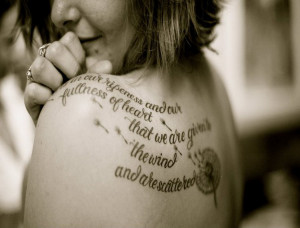 We also have put together some ideas for a tattoo is becoming a trend ...