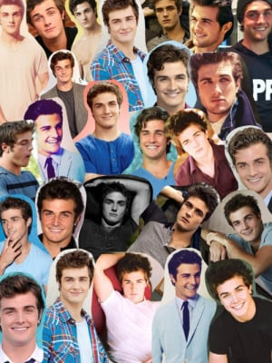 Beau Mirchoff Collage