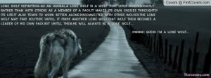 quotes about lone wolf source http car memes com lone wolf quotes ...
