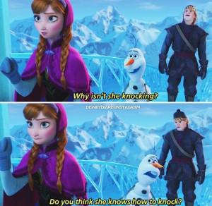 AnNiEwAnNiE Frozen - Olaf