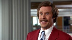 Boldog születésnapot Ron Burgundy Will Ferrell !