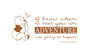 Quotes: Winnie the Pooh