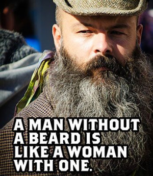 Bearded women huh?