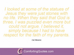 Cat Stevens Quotes And Sayings