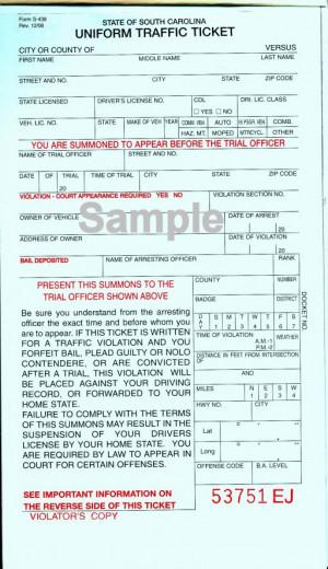 Conway Speeding Ticket Lawyers