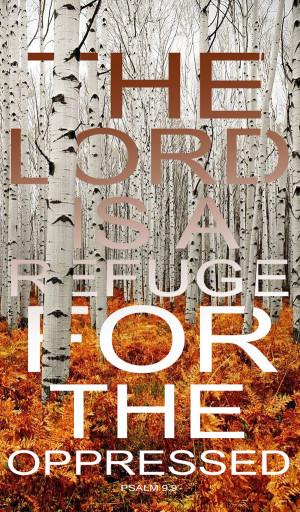 Comforting Bible Verses Psalm 9:9