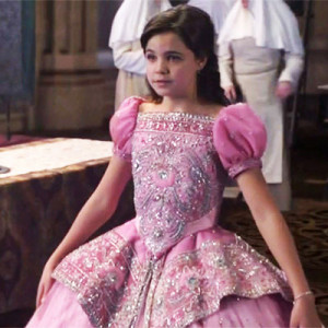 Bailee Madison Once Upon a Time Young Snow