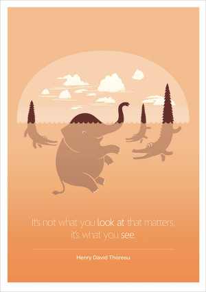 Creative Illustration Posters You Would Love To Buy | A Project by ...