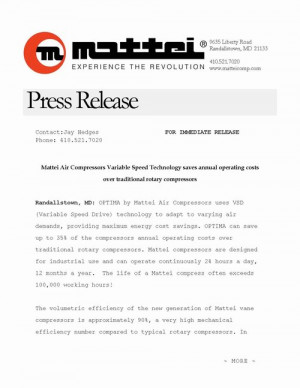 how to write a press release for new hire