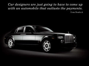 Car Quote HD Wallpaper