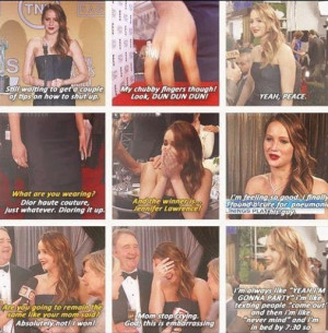 Famous Jennifer Lawrence Quotes