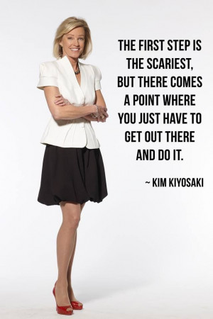 Top Ten Quotes By Kim Kiyosaki