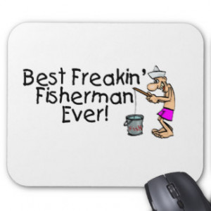 Related Pictures funny fishing sayings mouse pads
