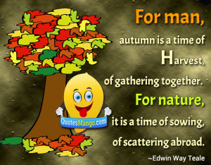 autumn greeting card quotes