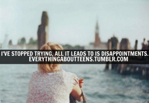 Quotes About Disappointment Famous Disappointment Quotes