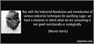 with the Industrial Revolution and introduction of various industrial ...