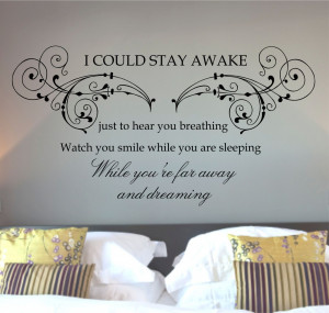 Aerosmith Quote Vinyl Wall Art Sticker Decal Mural