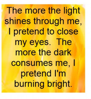 ... Bright - song lyrics, songs, music lyrics, song quotes, music quotes