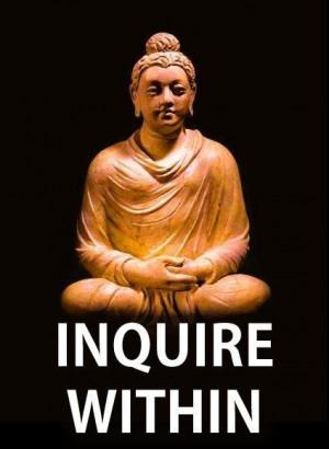 Buddha I want Happiness Lord Buddha said First remove 'I' that's ego ...