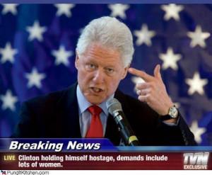 BLOG - Funny Bill Clinton Pics