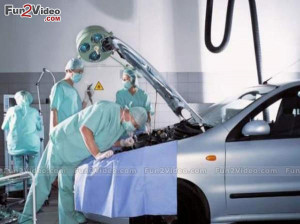 Mechanic Doctor Funny