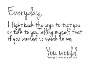 heart, love, quotes, text - inspiring picture on Favim.com | We Heart ...
