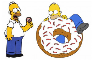 Doughnut+~+Homer+Simpson+&+a+Doughnut+~+00.JPG