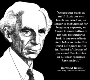 Monday Morning Quotes: Bertrand Russell