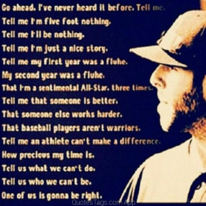 Showing Gallery For Nike Baseball Quotes