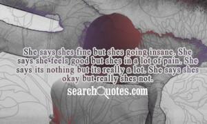 Depressing Quotes & Sayings