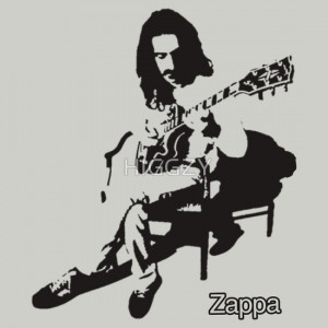New, Rare & Vintage Frank Zappa T-Shirts, Hoodies and Apparel For Sale