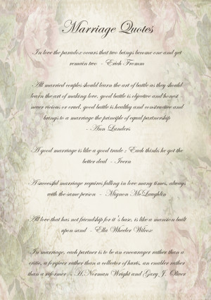 Romantic Wedding Quotes Free Wedding Quotes