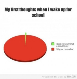 fun, funny, haha, life, quote, quotes, school, true, writing