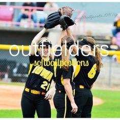 Outfielders.