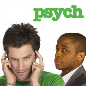 ... Psych is doing a musical episode, scheduled to air on December 15
