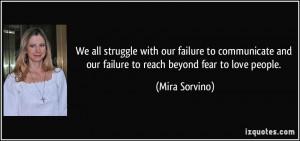 More Mira Sorvino Quotes