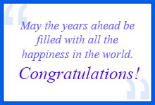 Quotes for wedding and congratulations for your wedding day can never ...
