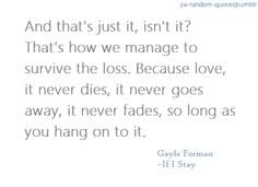 if i stay gayle forman more quotes 3 gayle forman quotes random quotes ...