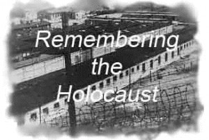 From Holocaust's tragic legacy.