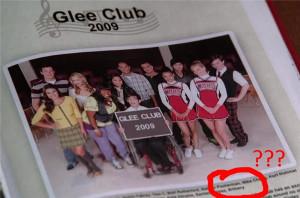 Glee BRITTANY LEGIT HAS NO LAST NAME.