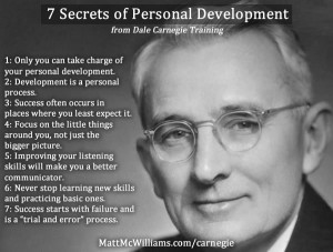 Dale Carnegie Quotes Dale carnegie quote