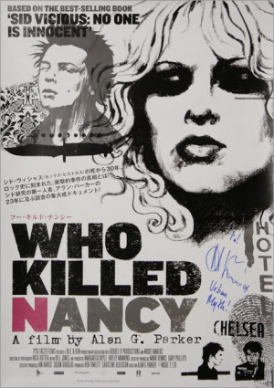 Sid Vicious And Nancy Mans