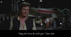 Movie Star Wars Quotes Sayings Win Famous You Cannot