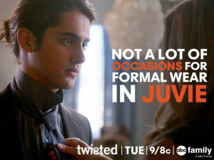 twisted abc family season 1 episode 5 the fest and the furious quotes