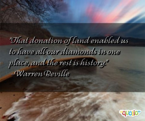 Donation Quotes