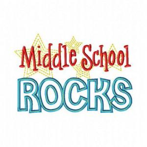 Middle School Rocks