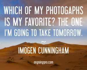 10 Inspiring Quotes from Famous Photographers to Share on Facebook