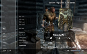 Weapons and Armor Fixes - Remade with Dawnguard and Dragonborn ...